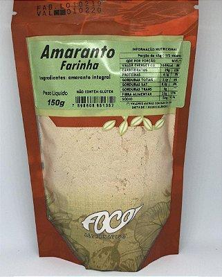 Farinha de Amaranto Foco Alternativo - 150g