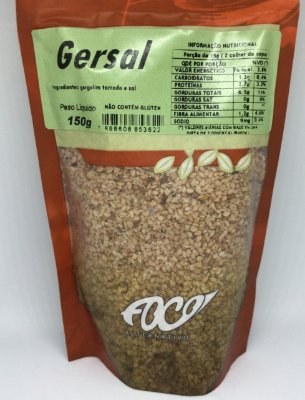 Gersal Foco Alternativo - 150g
