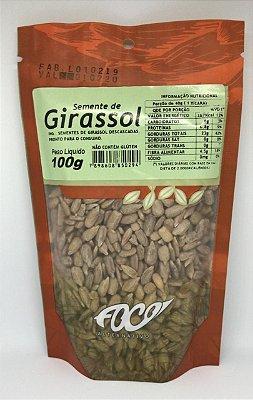 Semente de Girassol Foco Alternativo - 100g