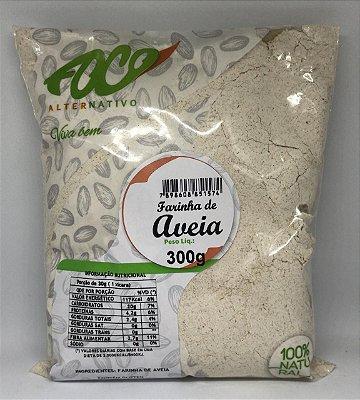 Farinha de Aveia Foco Alternativo - 100g