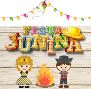 Fantasia e Decorações para Festa Junina. Acesse e confira!