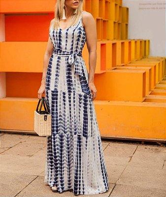 Vestido Longo Tye Dye