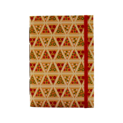 Caderneta Pizza - 14x20