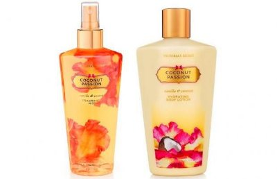 Kit Victoria's Secret Coconut Passion
