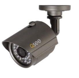 Câmera Q-See, 900 Linhas, Lente 4.6mm, Visão Noturna 20 Metros