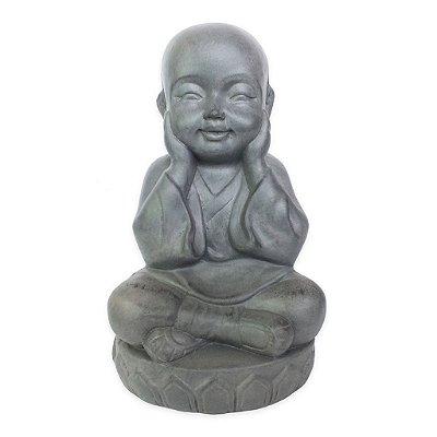 Buda Bebê na Flor de Lótus