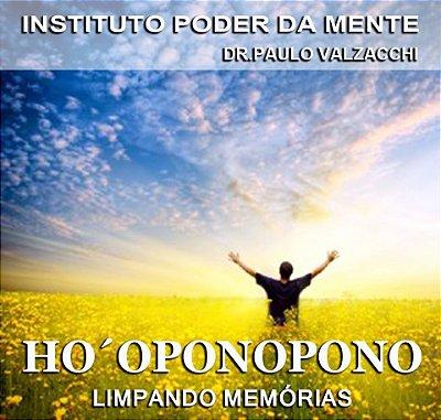 CD HOOPONOPONO Limpando memória