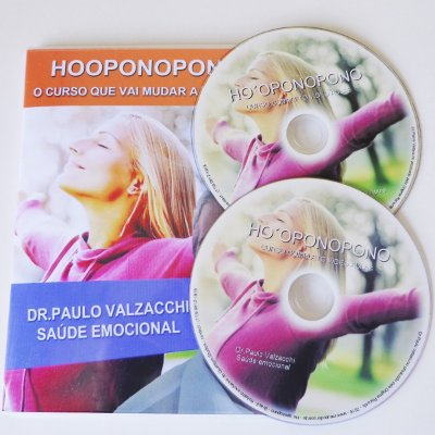 DVD Curso Completo Hooponopono