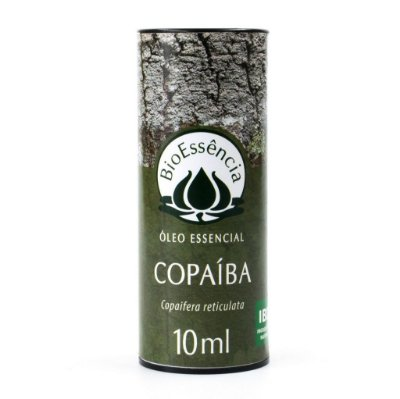 Óleo Essencial Copaíba (Capaifera reticulata)