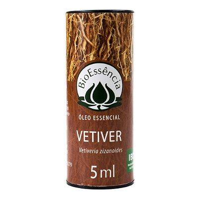 Óleo Essencial Vetiver (Vetiveria zizanoides)