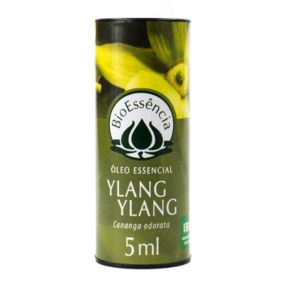 Óleo Essencial Ylang Ylang (Cananga odorata)