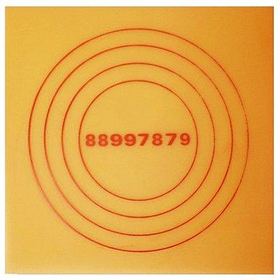 Placa Anti Dor G – Gráfico em Cobre