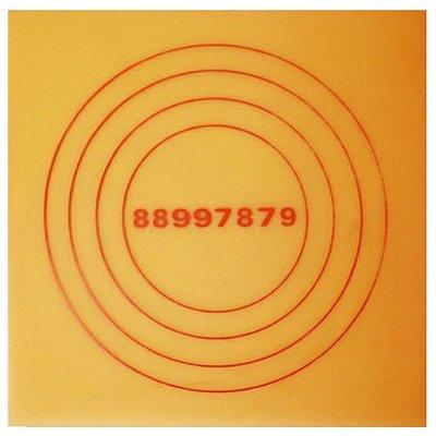Placa Anti Dor M - Gráfico em Cobre