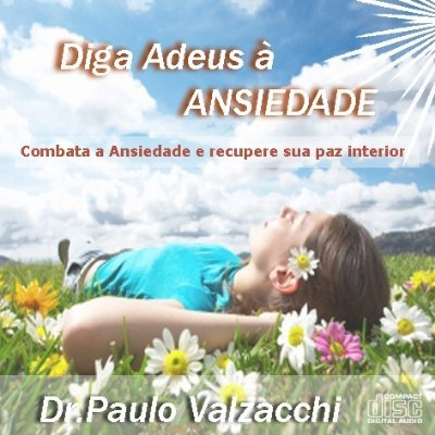 CD ADEUS A ANSIEDADE