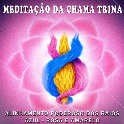 CD Meditação da Chama Trina