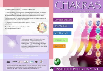 DVD CHAKRAS + CD