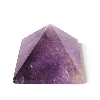 Pirâmide de Cristal Ametista