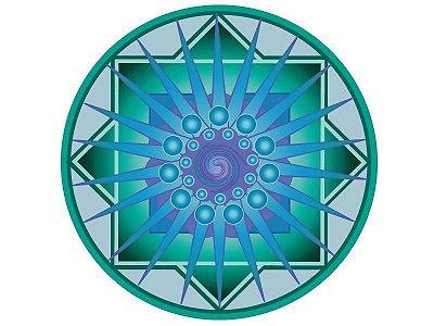 Fundo de tela Mandala do Nº 22