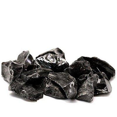 Pedra Obsidiana Negra