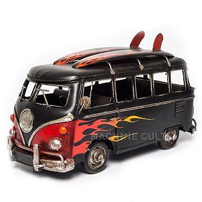 Miniatura Perua Kombi Customizada