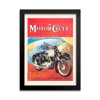 Quadro Decorativo Norton Motorcycle