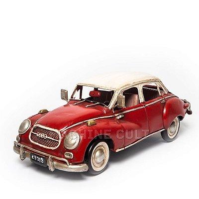 Miniatura Audi Antigo