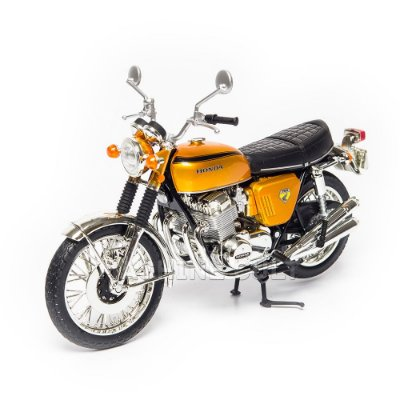 Miniatura Moto Honda CB750 Four - 1:12 Joy City