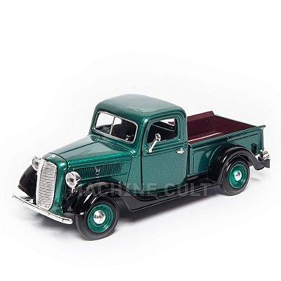 Miniatura 1937 Ford Pickup 1:24 Motor Max