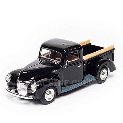 Miniatura 1940 Ford Pickup 1:24 Motor Max