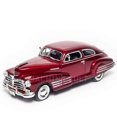 Miniatura 1948 Chevy Aerosedan Fleetline 1:24 Motor Max