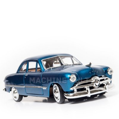 Miniatura 1949 Ford Coupe 1:24 Motor Max