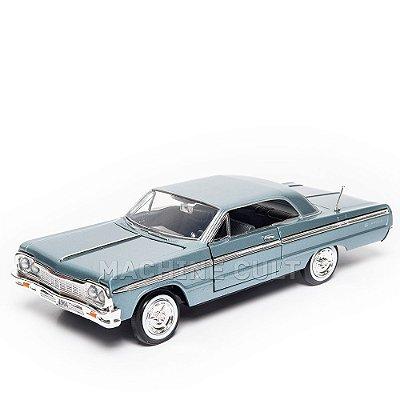 Miniatura 1964 Chevrolet Impala 1:24 Motor Max