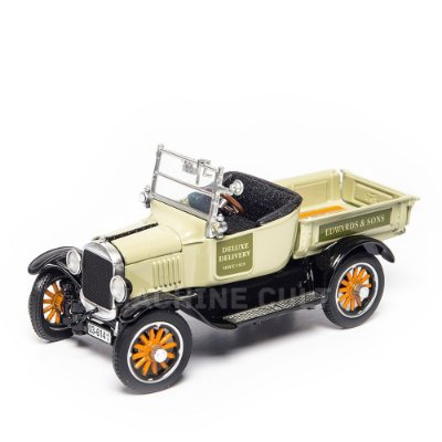 Miniatura Ford 1920 Model T Pickup 1:32 Unique Replica