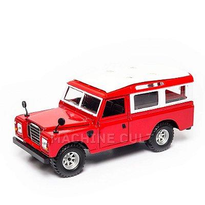 Miniatura Land Rover Serie II 1:24 Burago