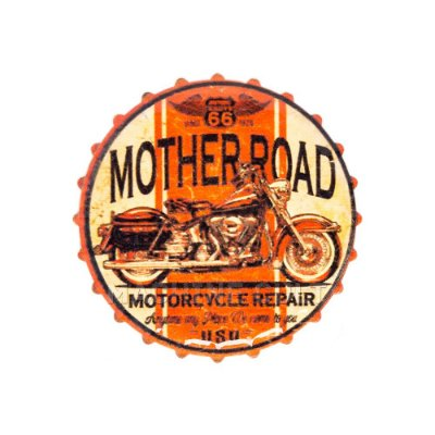 Imã Harley-Davidson M8