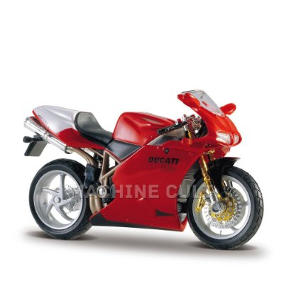 Miniatura Ducati 998R - Burago 1:18