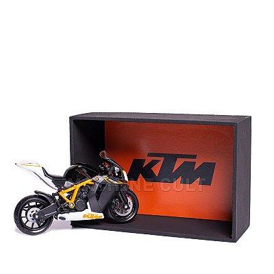 Miniatura KTM 1190 RC8 R - Burago 1:18
