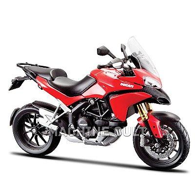Miniatura Ducati Multistrada 1200S - Maisto 1:12