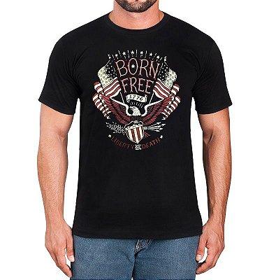 Camiseta Águia Americana