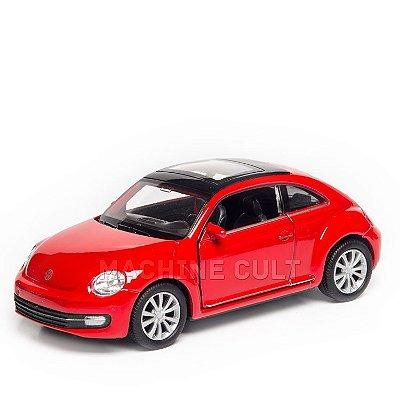 Miniatura Fusca Volkswagen 2016 - 1:34 Welly