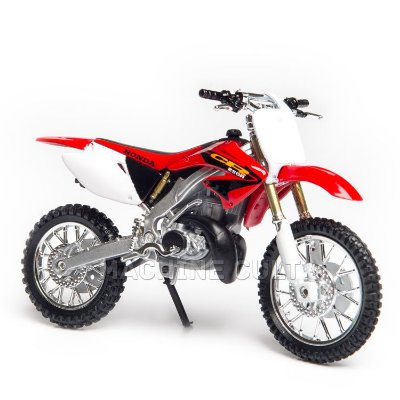 Miniatura Honda CR250R - 1:18 Welly
