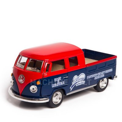 Miniatura Perua Kombi Volkswagen 1963 - Delivery - 1:34