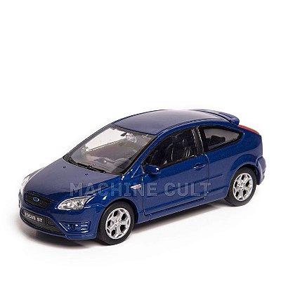 Miniatura Ford Focus ST - Azul - Welly 1:34