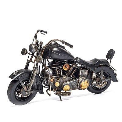 Miniatura Moto V2 - Preta