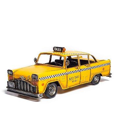 Miniatura Taxi Driver - New York