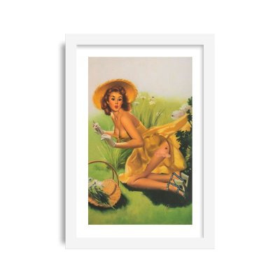 Quadro Pin-Up Vintage M4