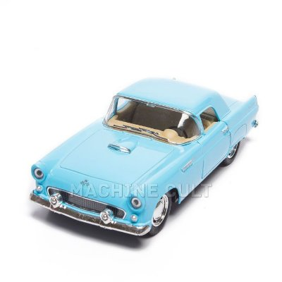 Miniatura Ford Thunderbird 1955 - Azul - 1:36