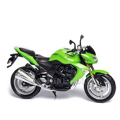Miniatura Kawasaki Z1000 2007 - 1:18 Welly