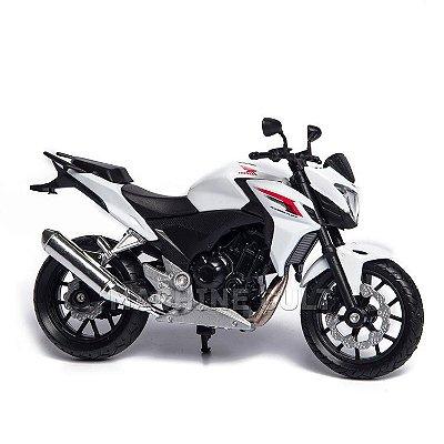 Miniatura Honda CB 500 F - 1:18 Welly