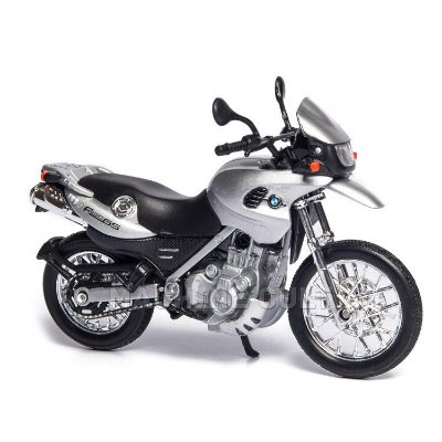 Miniatura BMW F 650 GS - 1:18 Welly